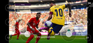 Download PES 2020 Nvidia Games Apk 2019   Latest Version for Android