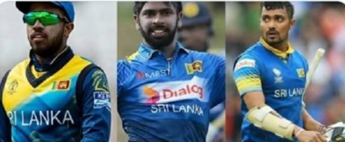 Sri Lanka Cricket (SLC) on Friday slapped one year restriction from global cricket