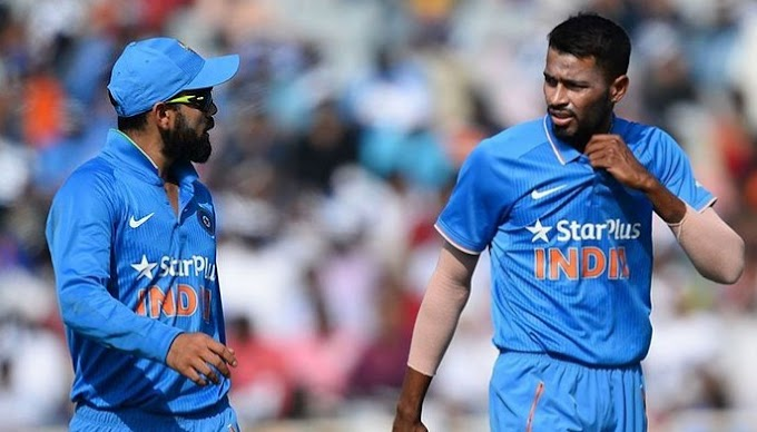 "Kohli Pandya does not reflect its ""sexist"" comments team, says:"