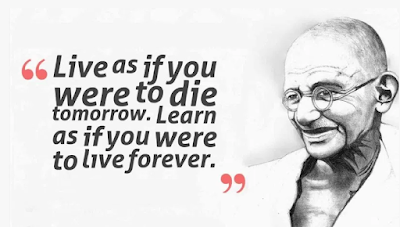 wishes for mahatma gandhi