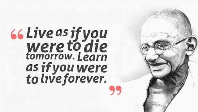 Happy Gandhi Jayanti Status Quotes Wishes for 2 October, 2019