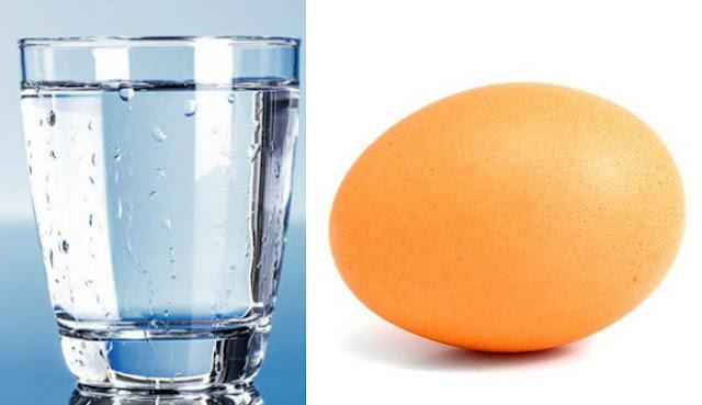 Cara Membuat Telur Melayang di Air Asin