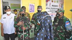 Pangdam Bukit Barisan Berharap Posko Satgas Penanganan Covid-19 Tingkatkan Peran Aktif