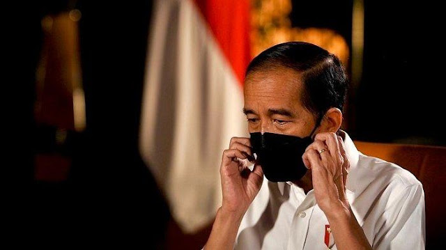 Walhi Kritik Pidato Jokowi: Tak Ada Sense of Crisis