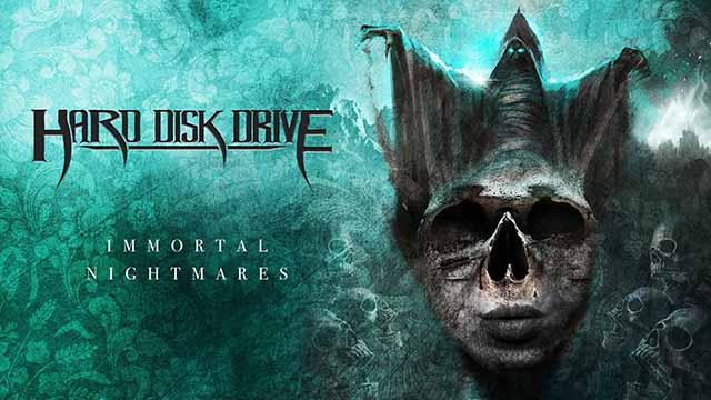 """Ο δίσκος των Hard Disk Drive """"Immortal Nightmares"""""""