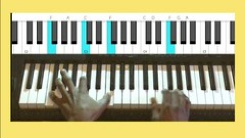 40 Hours Piano Course – Go from a Beginner/Average to a Pro FREE