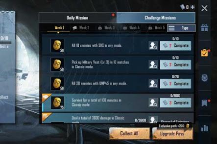 Pubg Mobile Season 16 Week 1 RP Mission Tips & Trick