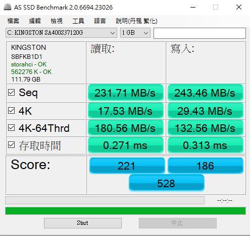 筆電傳統硬碟換SSD硬碟筆記 & SSD 4K對齊教學