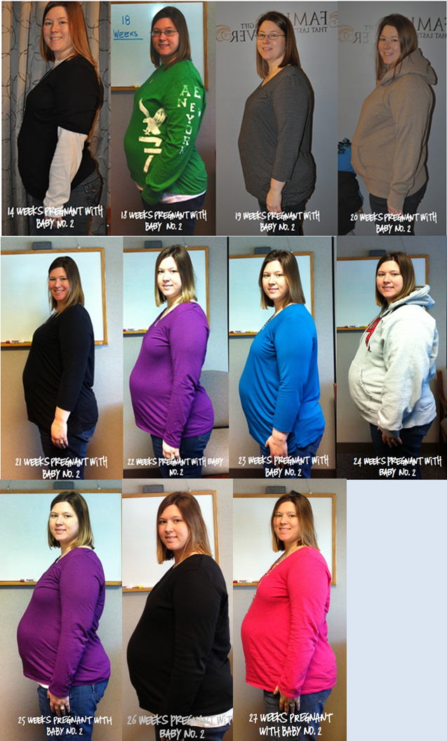 B Belly, Apron Belly and Plus Size Belly Progression