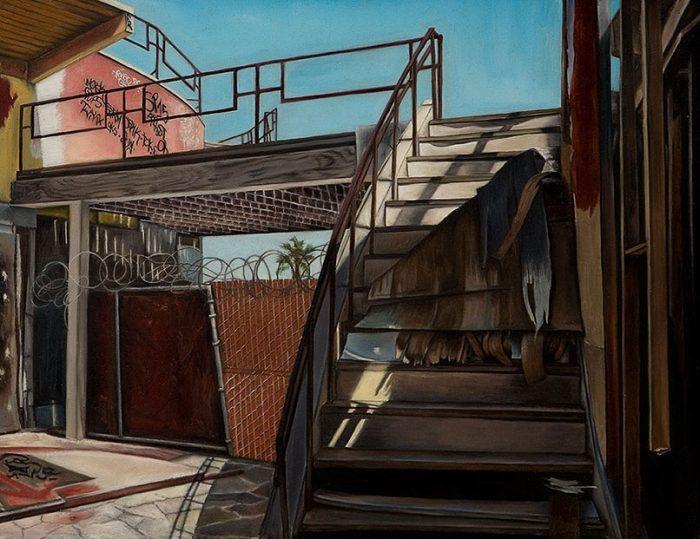 Американский художник. Lance Richlin