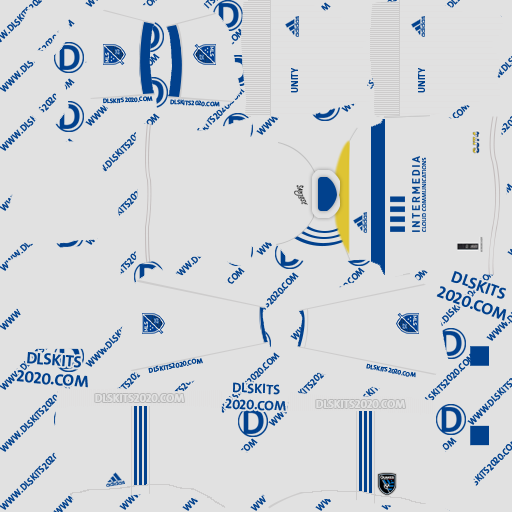 San Jose Earthquakes kit 2020-2021 Away kit dream league soccer 2020