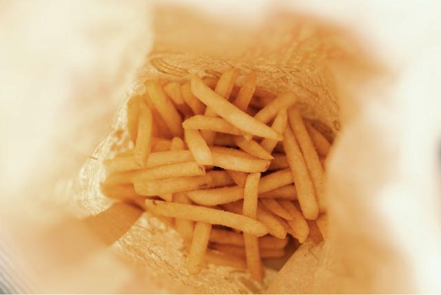 Recipe change to fries