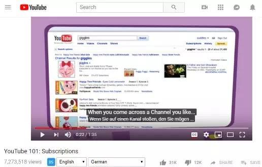 Ekstensi Chrome Untuk Terjemahan Subtitle YouTube-1