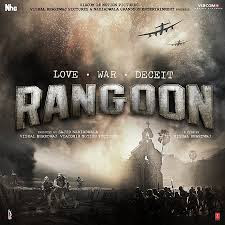 Rangoon Full Movie Star Cast and Crew Members Team