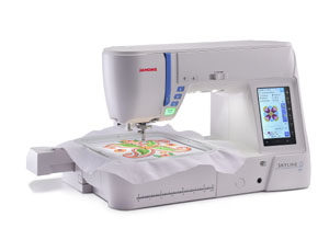 Usha Skyline-S9 Sewing Machine