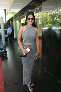 Bollywood Actress Sana Khan Launches Aakrithi Exibition  0222.JPG