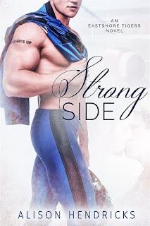 Strong side | Eastshore tigers #1 | Alison Hendricks