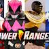 Revelada próxima Wave de Power Rangers da linha Lightning Collection
