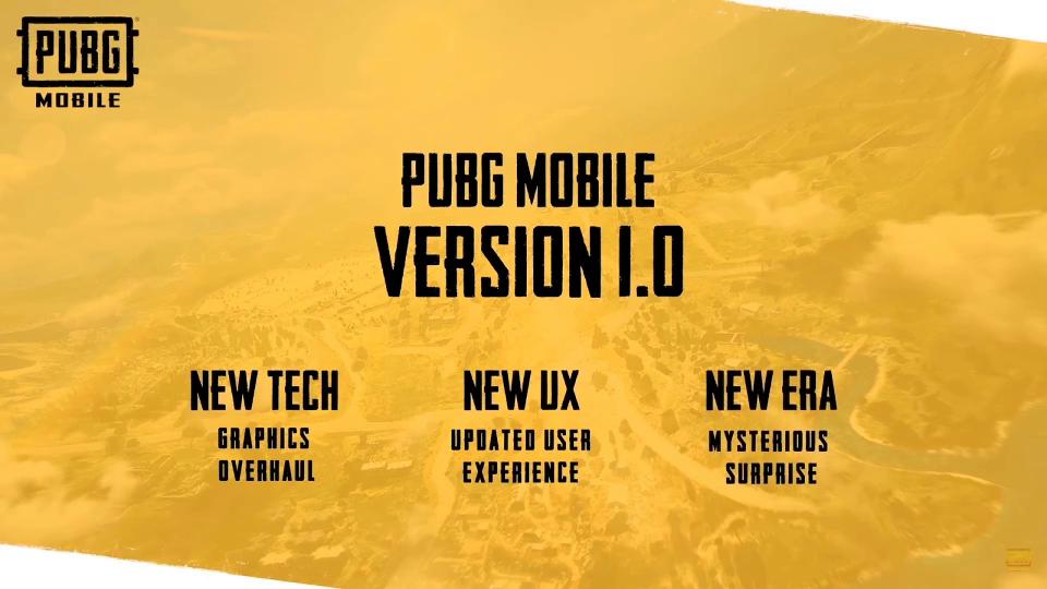 Upgrades of Version 1.0