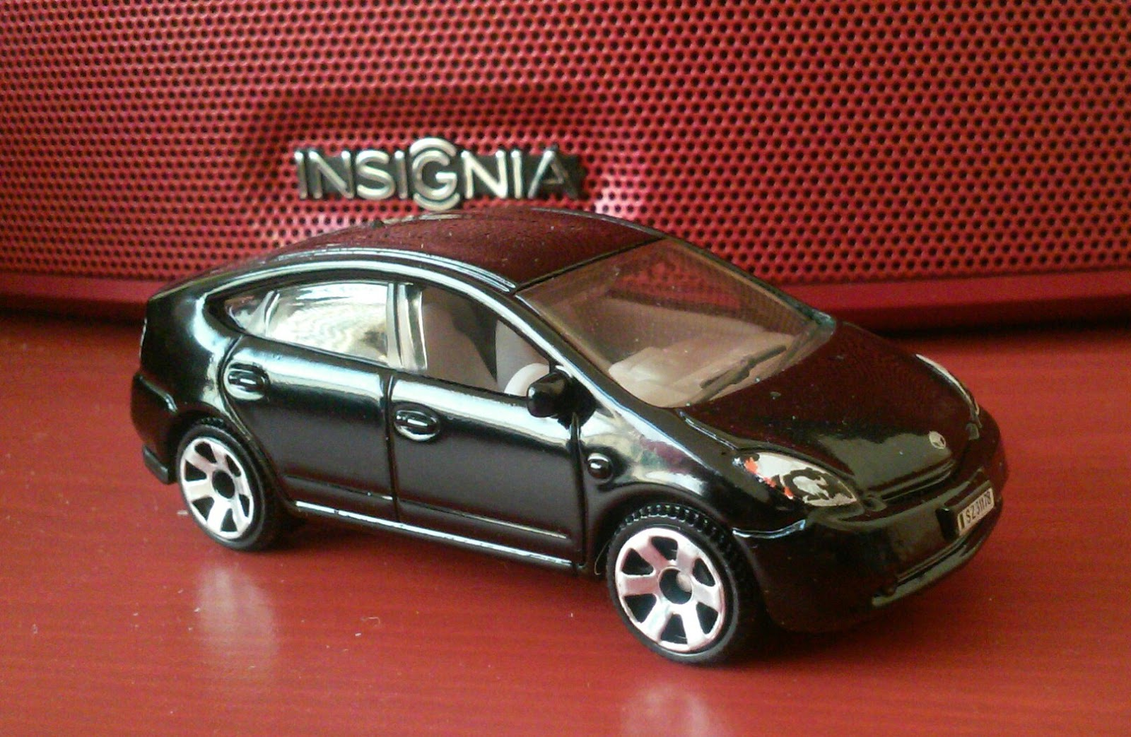 Here Is My Shiny Black Matchbox Toyota Prius This Car Only Makes Blood Race When Its Ahead Of Me In Traffic With The Driving Texting