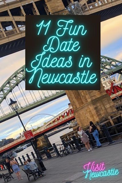 11 Fun Date Ideas in Newcastle Upon Tyne