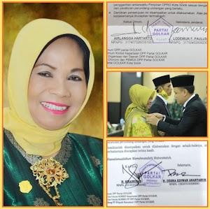 Nurnisma, Ketua DPRD Kota Solok 2021-2024