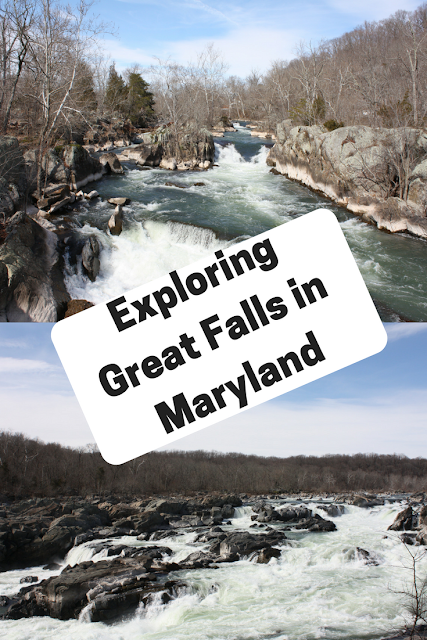 Exploring Great Falls in Maryland