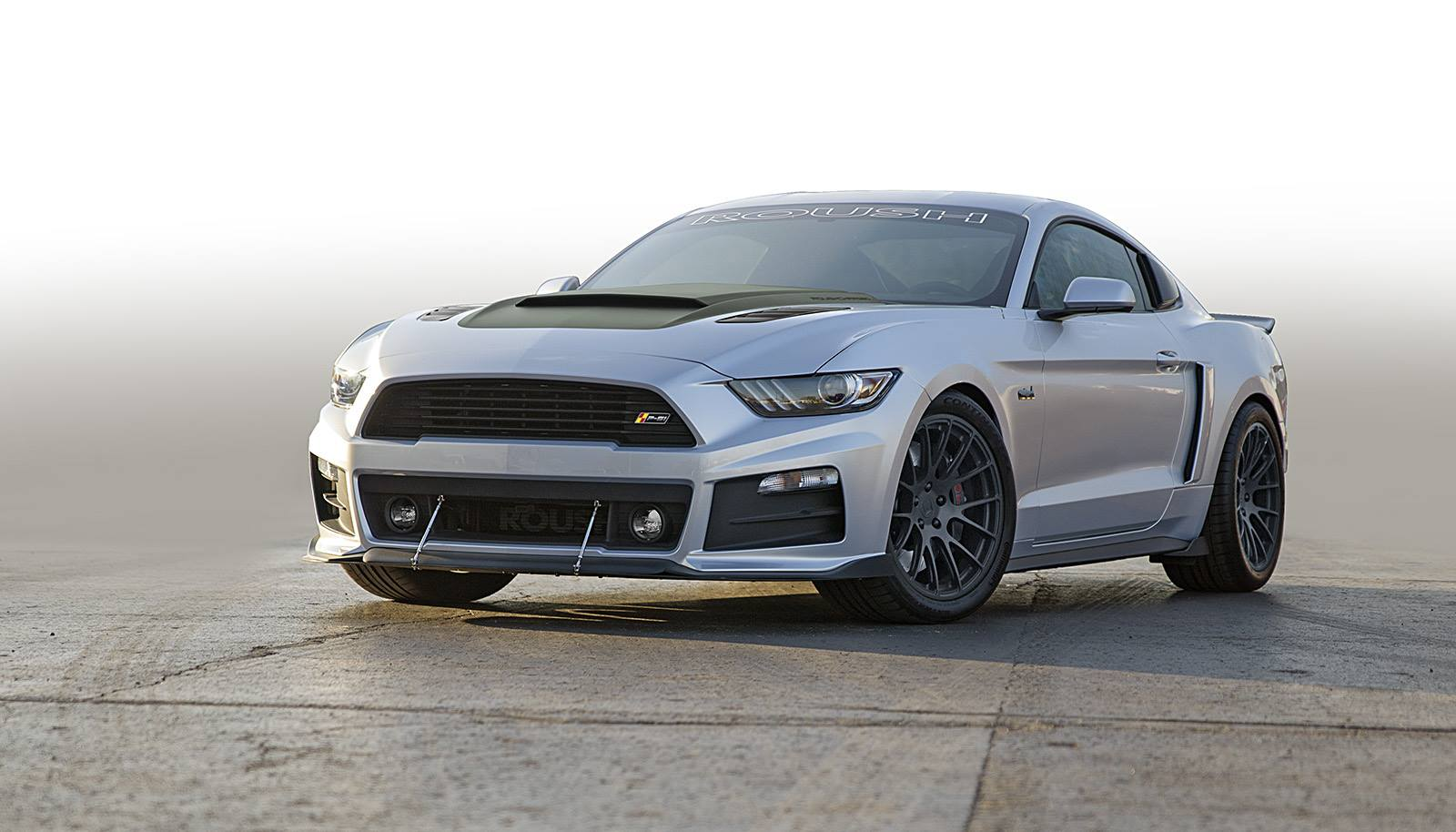 2018 Roush Stage 3 >> Roush P-51 Mustang Packs An Impressive 727 HP