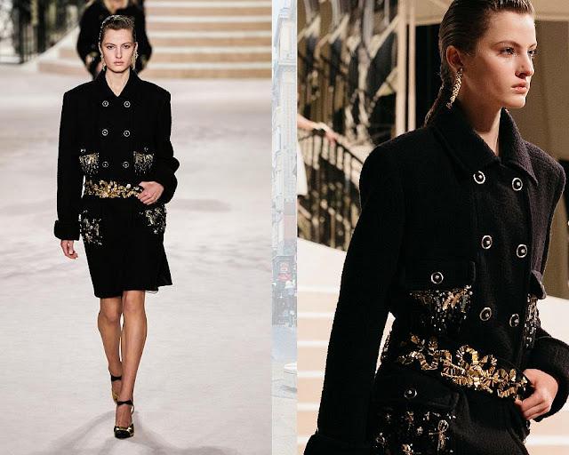 Показ моды Chanel Pre-Fall 2020-2021 2