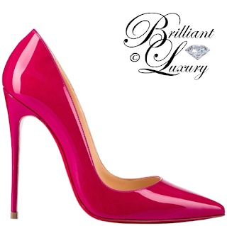 Brilliant Luxury ♦ Christian Louboutin Pink Edition