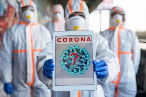 Corona FIRST DEATH in Sub-saharan Africa   Corona Updates
