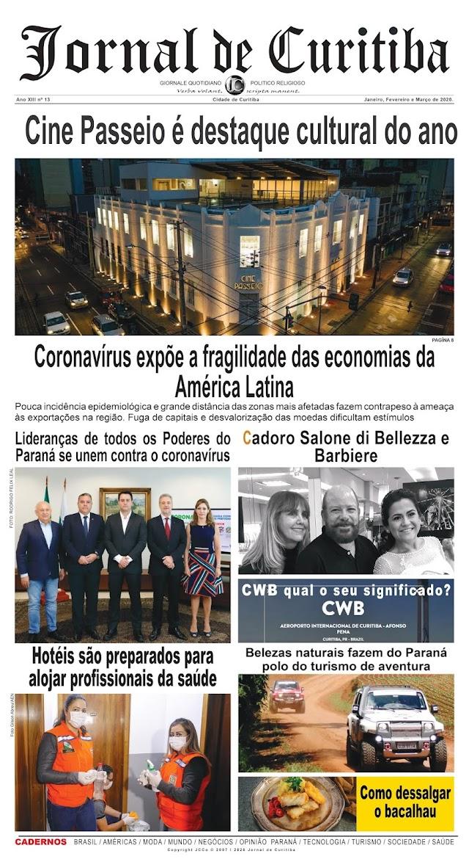 Jornal de Curitiba Digital Editorial