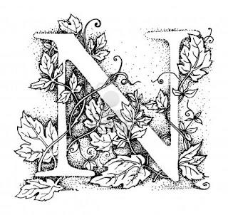 Calligraphy Alphabet : calligraphy alphabet stencils