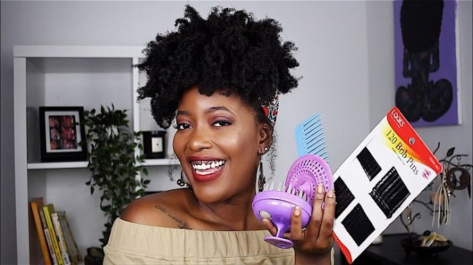 15 Natural Hair Tools and Accessories Every Natural Queen Needs