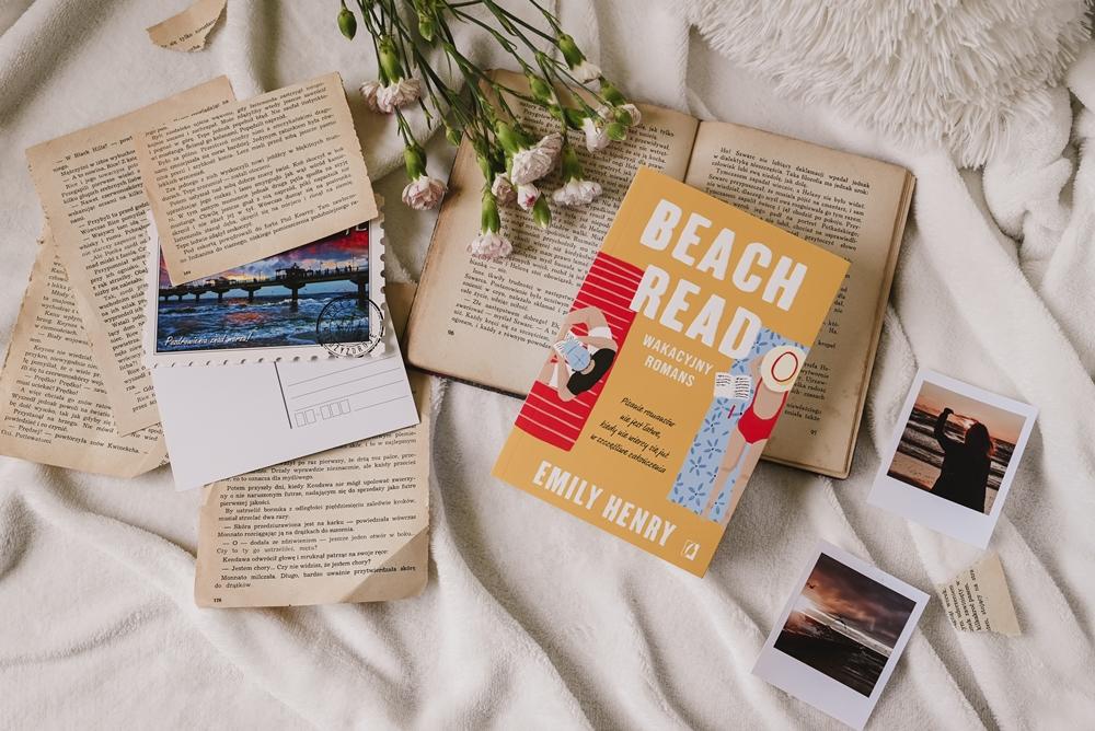 Beach Read Emily Henry recenzja