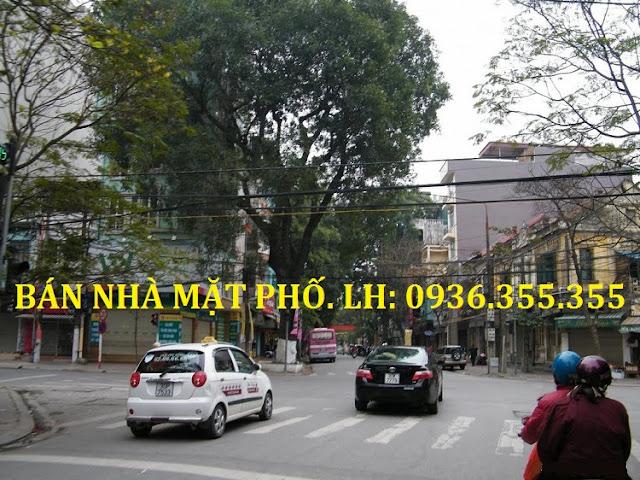 Bán nhà mặt phố Ngô Thì Nhậm, Hai Bà Trưng