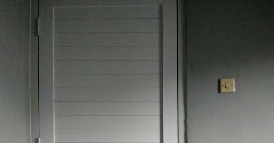 Pintu Aluminium di Green Hill Danamon - Jual Kanopi ...