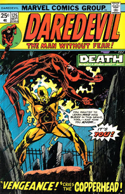 Daredevil #125, Copperhead