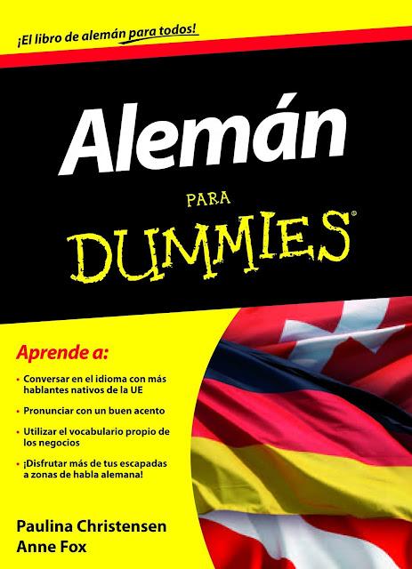 Aleman para dummies + audio PDF (aprende aleman facilmente)