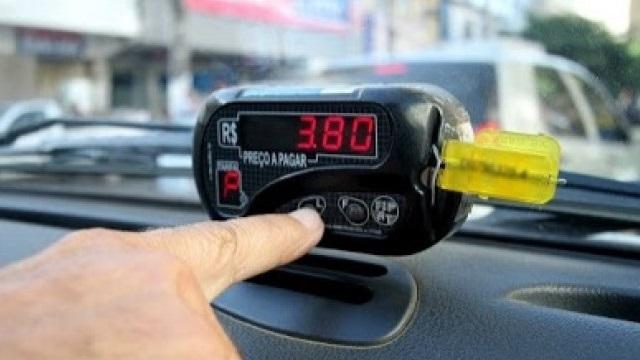 MP informa que taxistas de Patos terão que implantar taxímetro até 14 de fevereiro