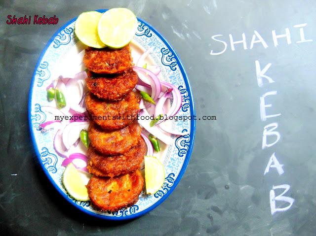 Shahi Kheema Kebab