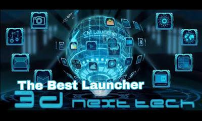 Download Launcher terbaik untuk android