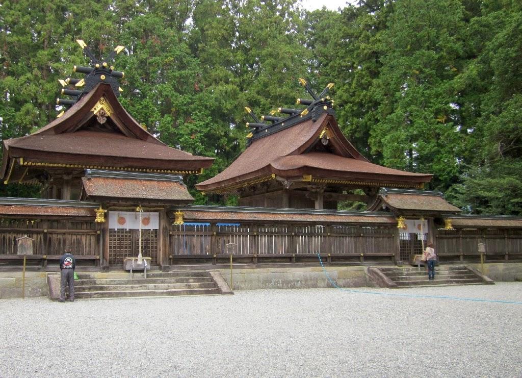 Kumano Hongu Taisha