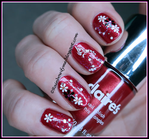 Claire's ~ 68642 Red