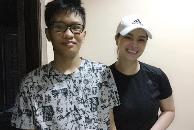 Angel Locsin Effortlessly Puts A Smile On People's Faces