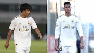 Real Madrid searching for a new loan clubs for Kubo and Reinier