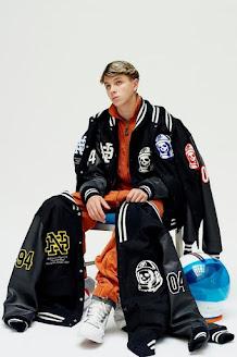 Varsity Jacket, Local brand, Ima God Breaker