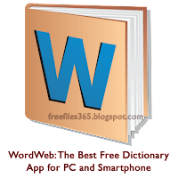 Download WordWeb Free Offline Dictionary for Windows 7 and