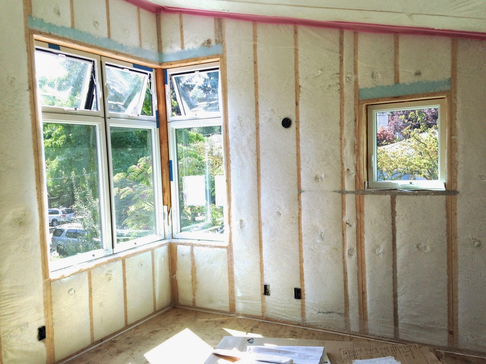 Details Of Home Insulation