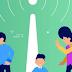 Hore, Pelajar Pesisir Tangerang Dapat Wi-fi Gratis